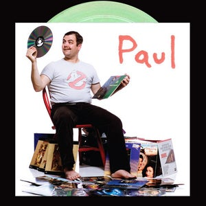 "Image of Paul 7"" Vinyl Record (3 Different Colors)"