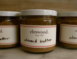 Image of Elmwood California Almond Butter