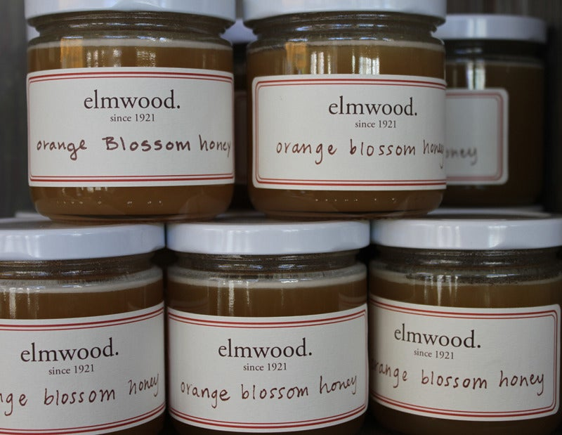 Image of Elmwood California Orange Blossom Honey