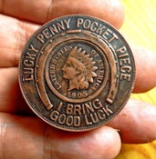 Image of Good Luck Pocket Piece