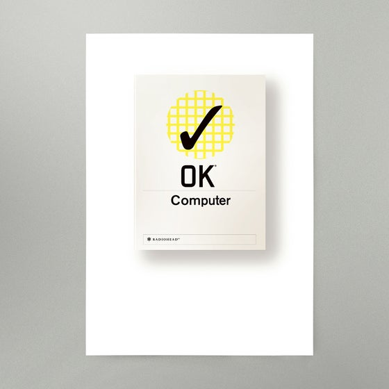 Image of OK Computer Art Print