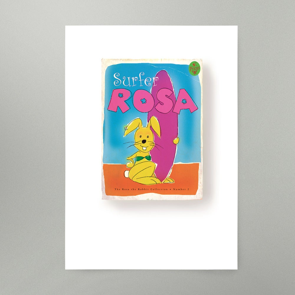 Image of Surfer Rosa Art Print