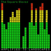 "Image of The Square Waves - Amplified To Landscapes (12"" EP)"