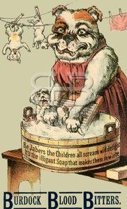 Image of Burdock Blood Bitters - Washer Dog