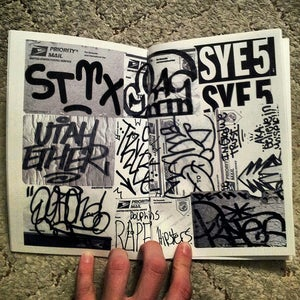 Image of Sticker Zine