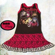 Image of **SOLD OUT** Monster High Tank Twirl Dress - Size 7/8