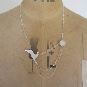 Image of Arctic Hare Necklace
