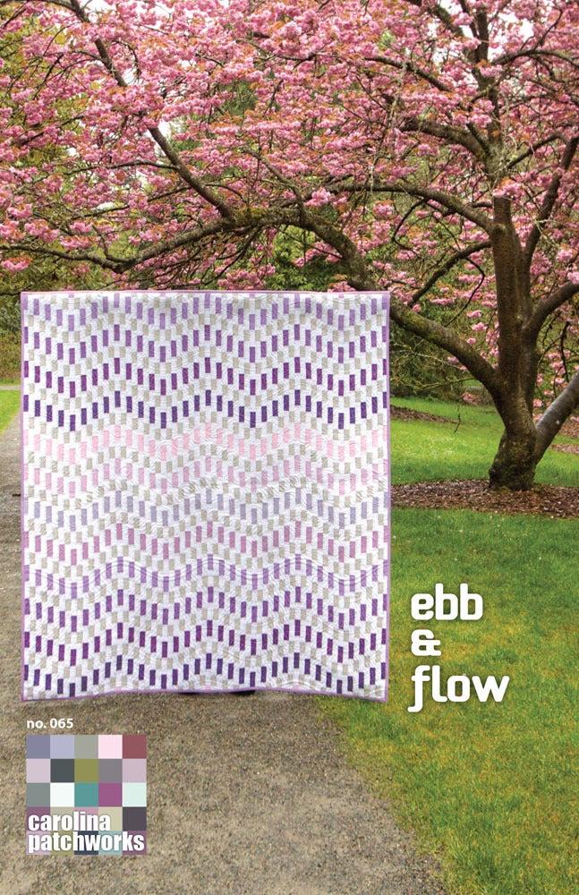 Image of No. 065 -- ebb & flow