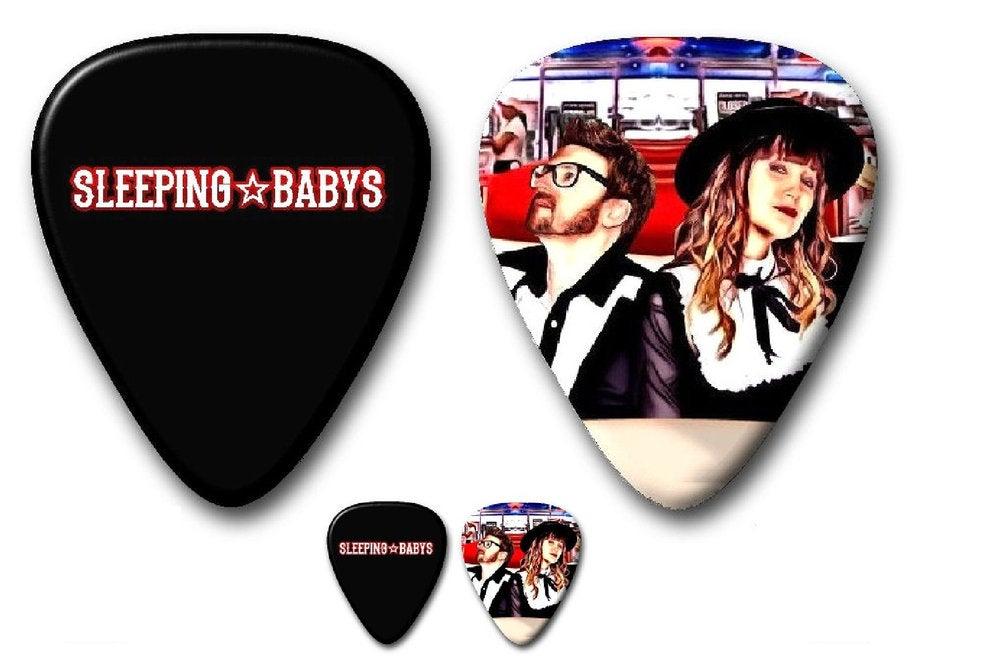 Image of Guitar Picks - Diner