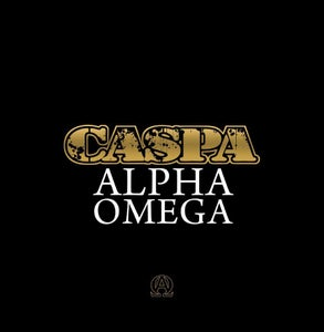 Image of DPCD007 :: Caspa :: Alpha Omega Album