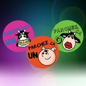Image of Bazooka - 100 de stickere