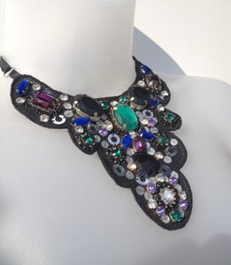 Image of Jewel Collar Necklace