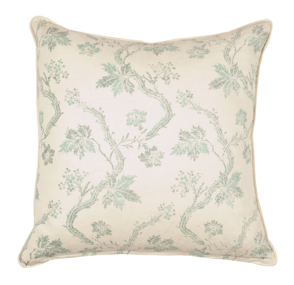 Image of Scalamandre Collection-Dunden Lodge Pillow
