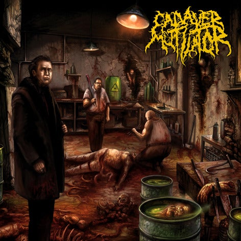 Image of Cadaver Mutilator - Murder Death Kill