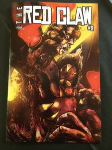 Image of The Red Claw Issue #2