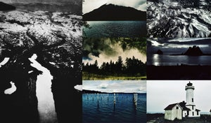 Image of Pacific Northwest print pack A by Ryan Russell