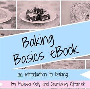 Image of BMTB Baking Basics eBook