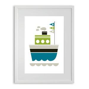 Image of Ship Ahoy