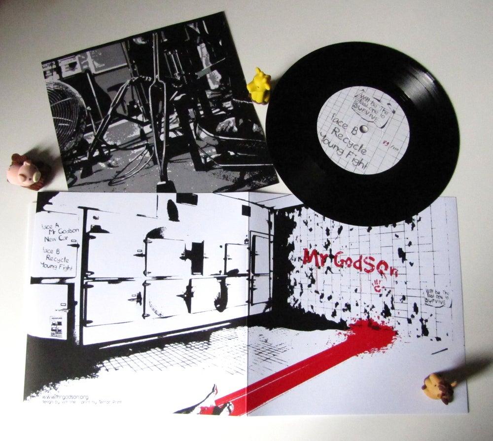 """Image of EP - (vinyle 7"""" + code téléchargement mp3 ou CD)"""