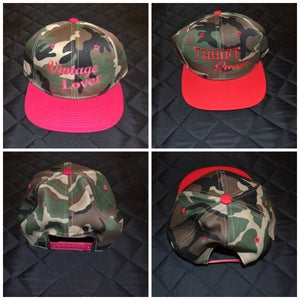 Image of Thrift Queen/VintageLover Snapback