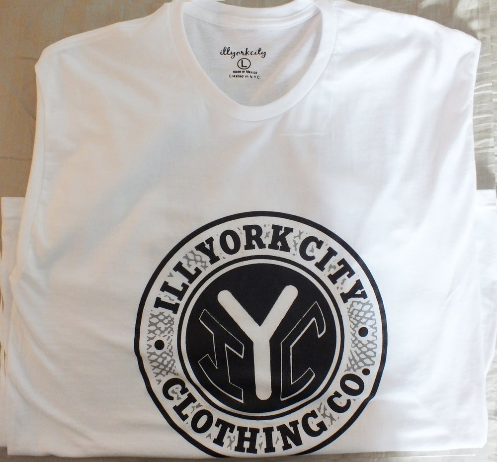 "Image of ""Mens"" iLLYORK CITY TOKEN SHIRT"