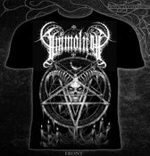 Image of Immolith Rites of the Blood Moon Shirt