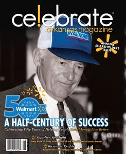 Image of 2-Year Subscription to Celebrate Arkansas Magazine (24 Issues)