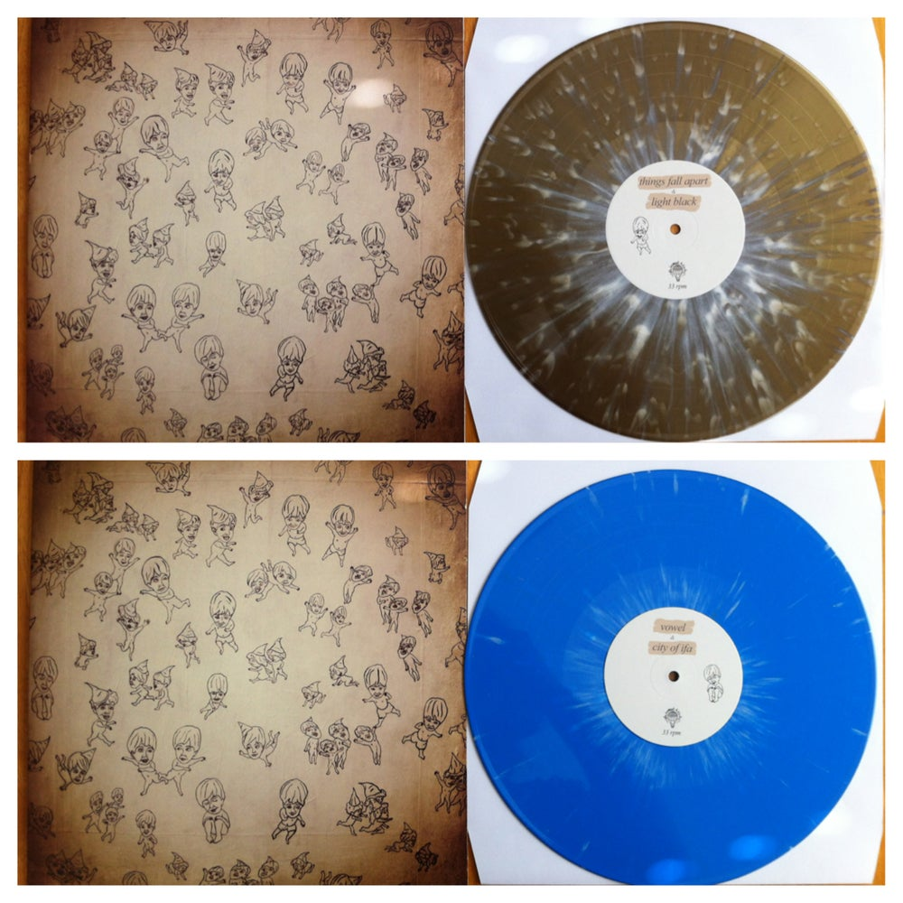 "Image of 4 Way Split 12"" Vinyl"