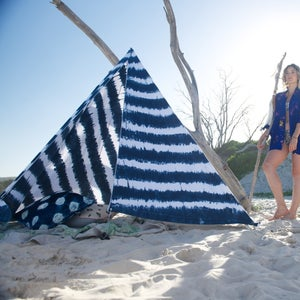 Image of INDIGO BEACHTIPI