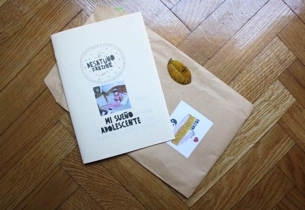 """Image of Desayunofanzine#4  """"Mi Sueño Adolescente"""""""