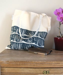 Image of Embellished Bag - Frill