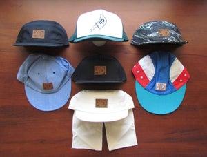 Image of 4D BASEBALL CAPS