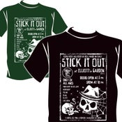 Image of Stick It Out Skulls t-shirt