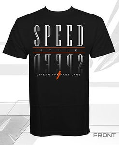 SPEED Style Mirror Shirt