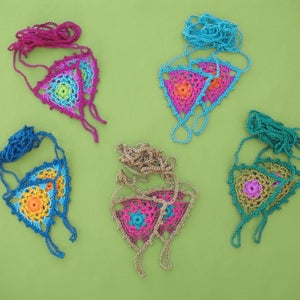 Image of Wildflower Barefoot Sandals