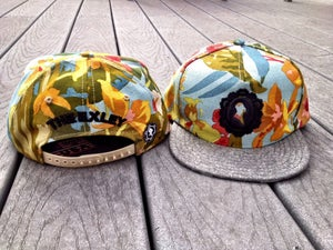 Image of THE EXLEY X LEROY COLLABORATION CAP