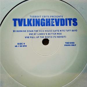 Image of TBE1202 - Talking Headits Ft. Jkriv, Late Nite Tuff Guy, TZ