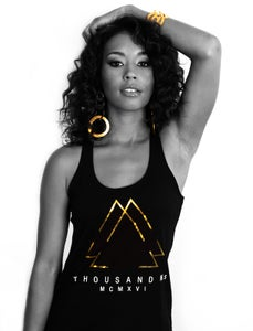 Image of THE PHAROAH LADY TANK TOP