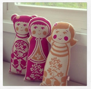 Image of Kokeshi Doll