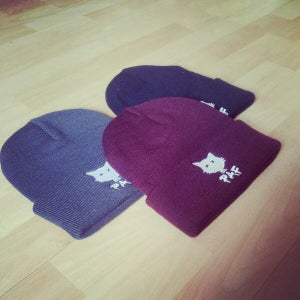 Image of PAF Cat Beanies