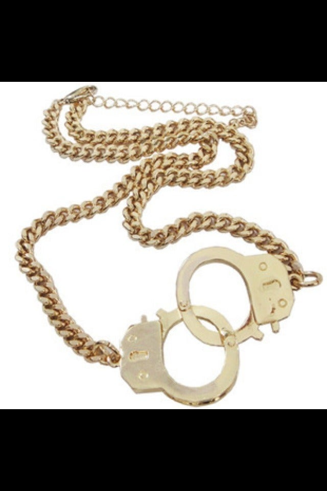 Image of Handcuff necklace