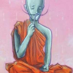 "Image of Michael McPheeters : ""The Salvador Lama"""