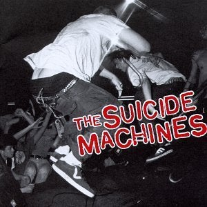 Image of The Suicide Machines - Destruction by Definition LP