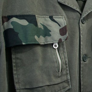 Image of DX Army Jacket (Green)