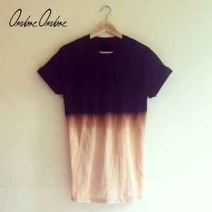 Image of Black Peach T-Shirt