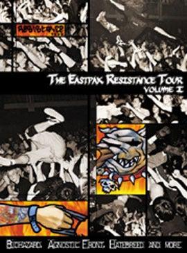 Image of Hatebreed, Agnostic Front, Biohazard LIVE DVD + FREE CD