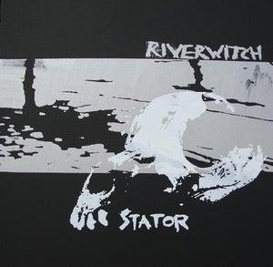 Image of RIVERWITCH / STATOR Split LP+Download (Wolfram Reiter)