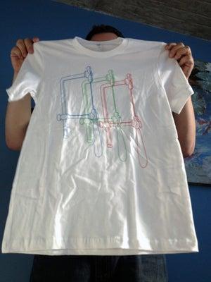 Image of RGB shirts