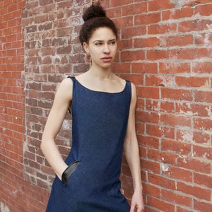 Image of DX Denim Dress