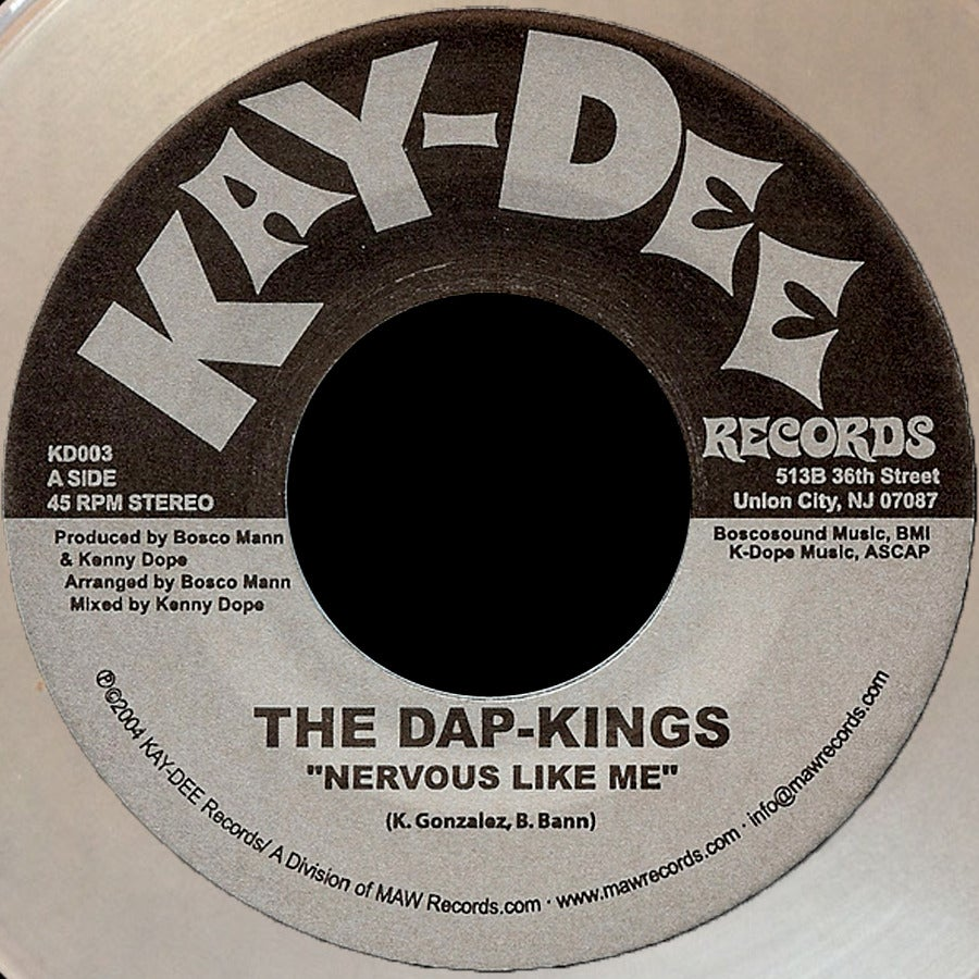 Image of KD003-THE DAP KINGS LIMITED EDITION